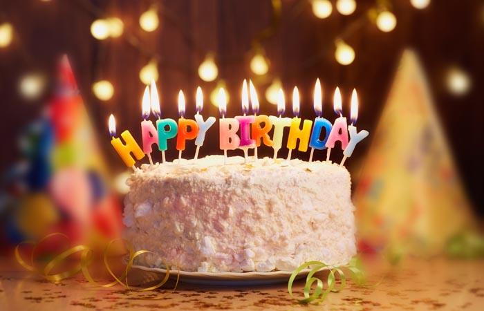 Meghívó a születésnapra