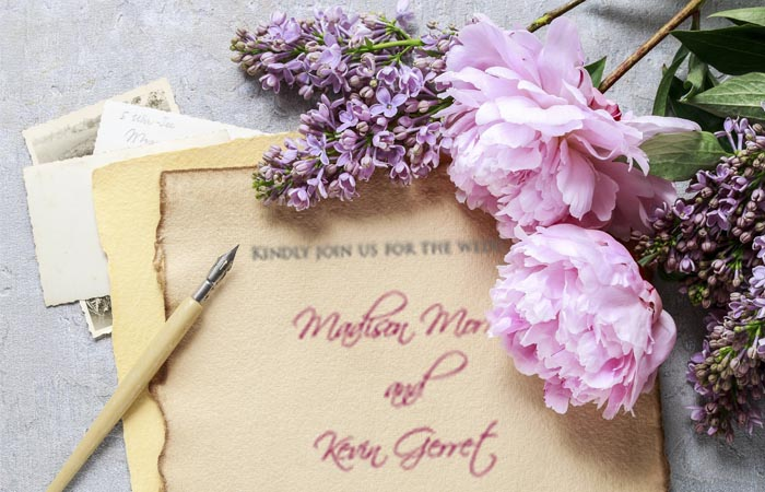 Svadobné texty a svadobné verše.