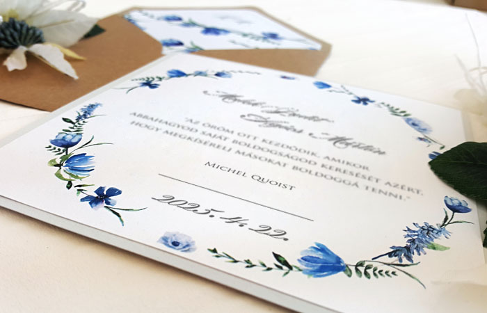Esküvői szettek
