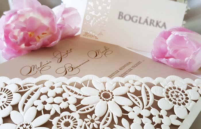 Milyen esküvői meghívót válasszunk?